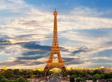 The Seine, Paris & Normandy River Cruise