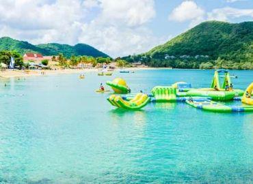St. Lucia: All-Inc Tropical Boutique Escape inc. Water Park Access & Extras