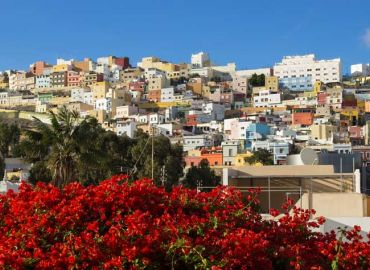 Winter warmth of the Canaries