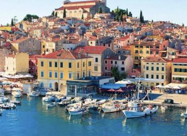 Croatia's Istrian Coast