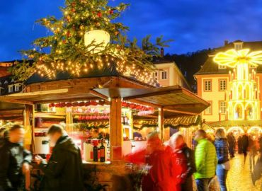 Magic of Advent on the Rhine Cruise