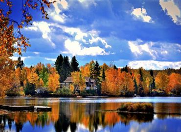 Canada in the Fall cruise