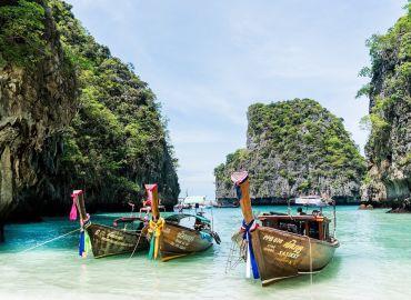 Bangkok, Phuket and Elephant Hills