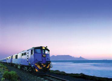 Luxury Victoria Falls, Blue Train & Cape Town